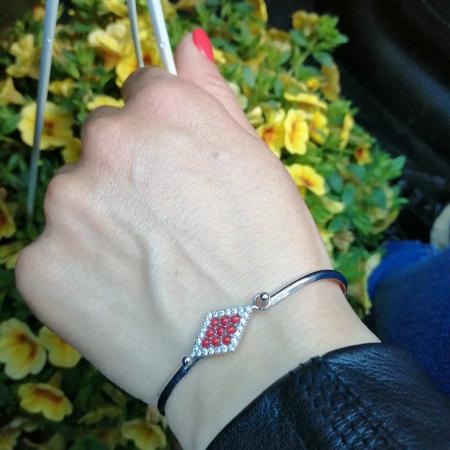 bracciale corallo rosso italiano